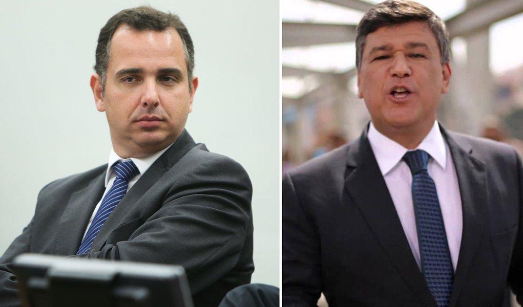 Rodrigo Pacheco e Carlos Viana são eleitos para o Senado em Minas