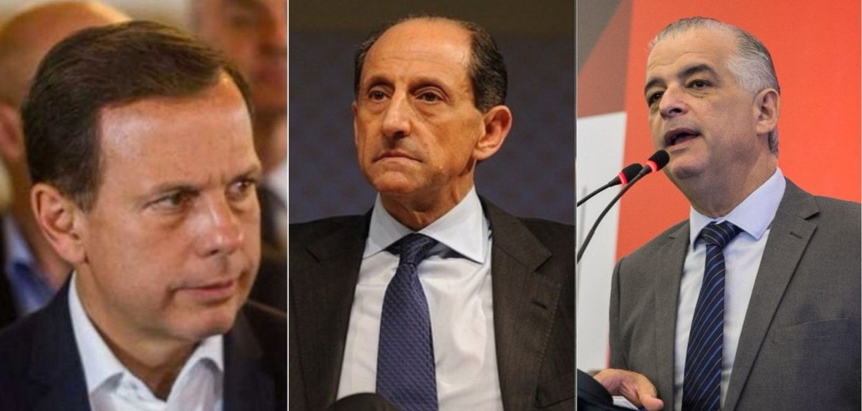 Boca de urna Ibope: Skaf e França empatados em 2º