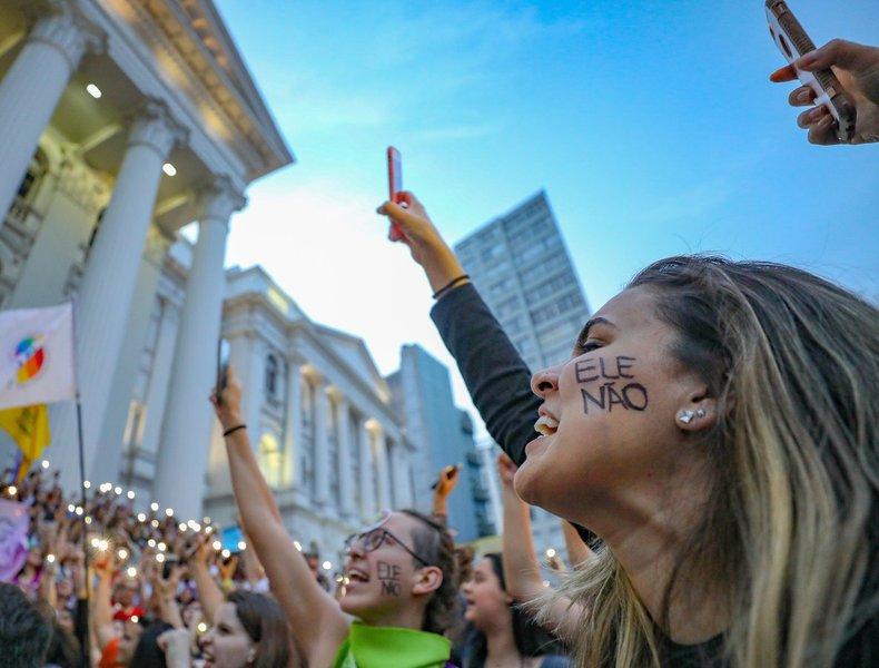 O Brasil precisa de você para combater o fascismo