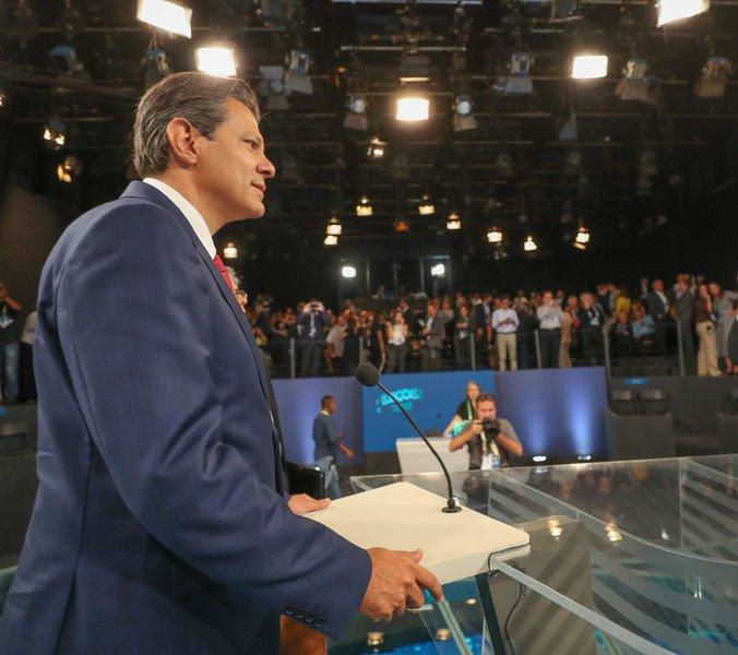 Haddad terá que ser o candidato da democracia, diz Tereza Cruvinel