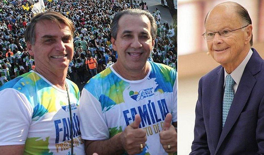 A mentira é o elo entre Edir Macedo, Malafaia e Bolsonaro, dizem evangélicos