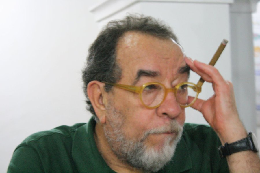 Fernando Morais volta a ser censurado pelo Facebook