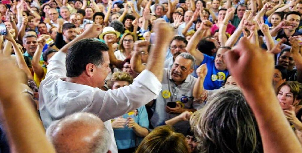 Sou movido a desafios e vou trabalhar muito por Goiás, diz Marconi