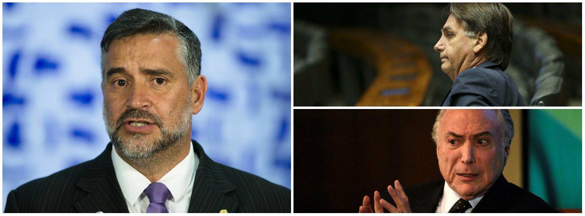 Pimenta: se eleito, Bolsonaro fará pior que Temer