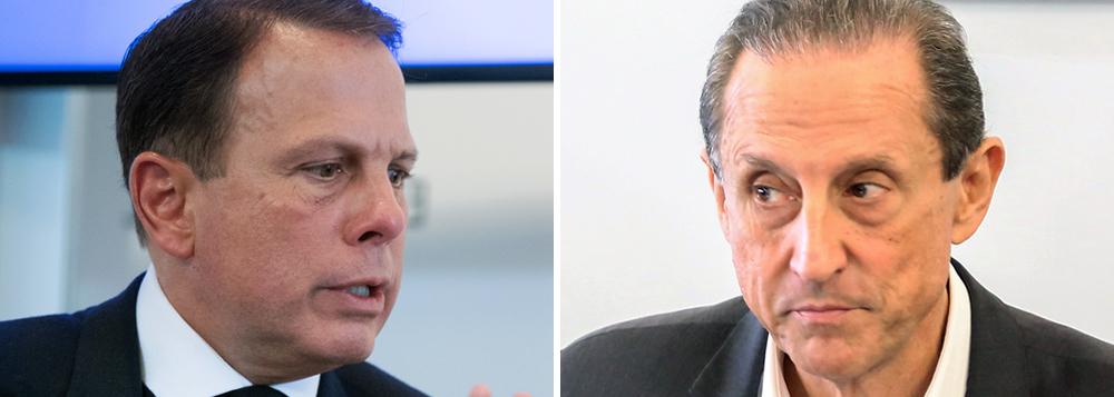 Datafolha em São Paulo aponta derrota de Doria no segundo turno