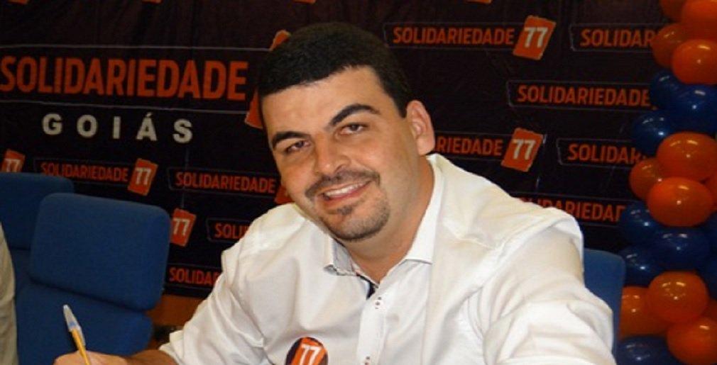 Solidariedade expulsa Rodrigão e impede sua candidatura
