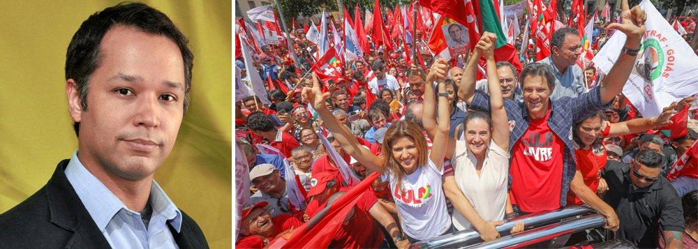 Stoppa: todos são responsáveis para evitar Bolsonaro na presidência