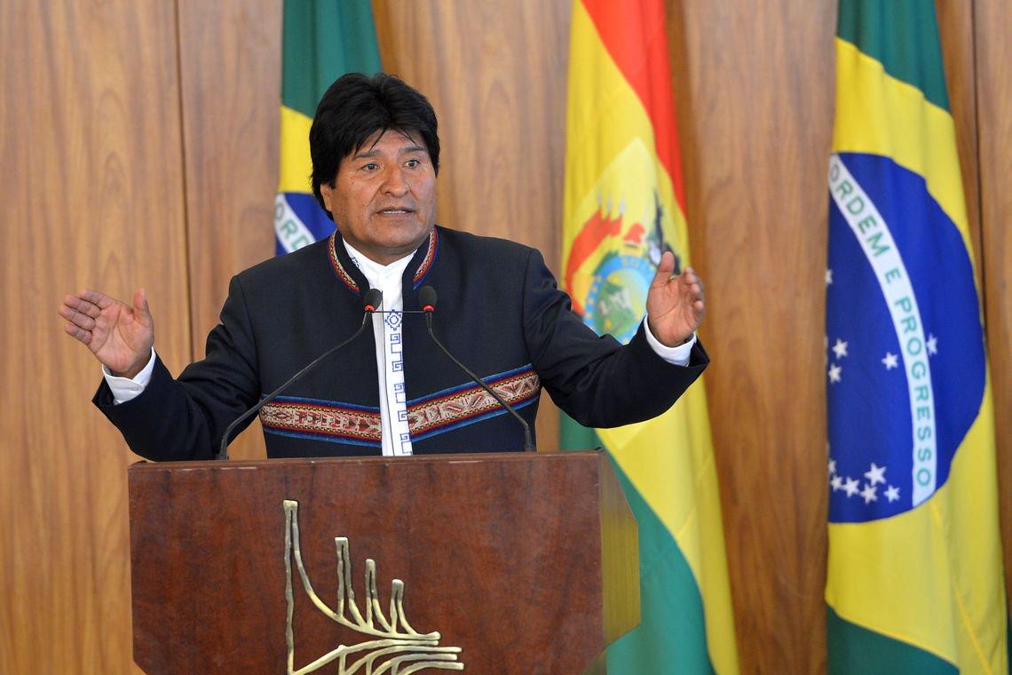 Para Bolívia é impossível renunciar à negociação de uma saída ao mar
