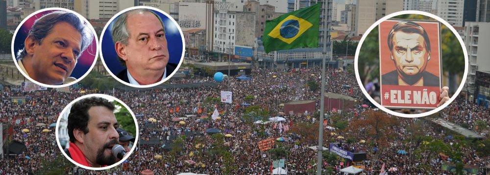 A culpa foi do #elenão?