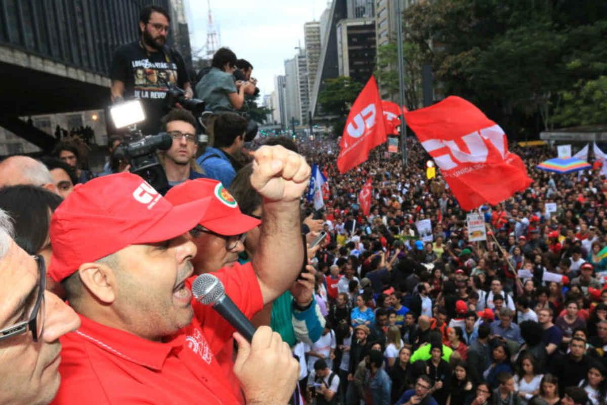"""CUT chama para mobilização nas ruas: """"nossa existência está em jogo"""""""
