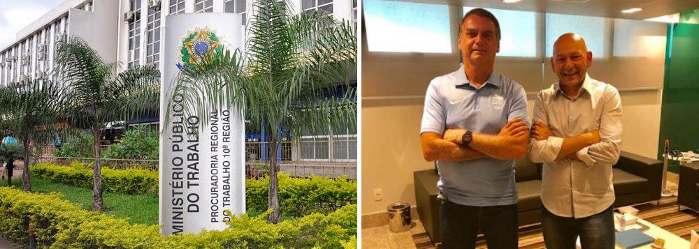 MPT autuará empresas que pressionarem por votos de funcionários