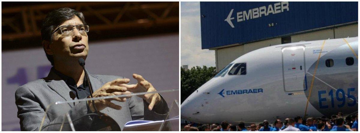 Pochmann critica entreguismo na aviação: o capital não tem pátria