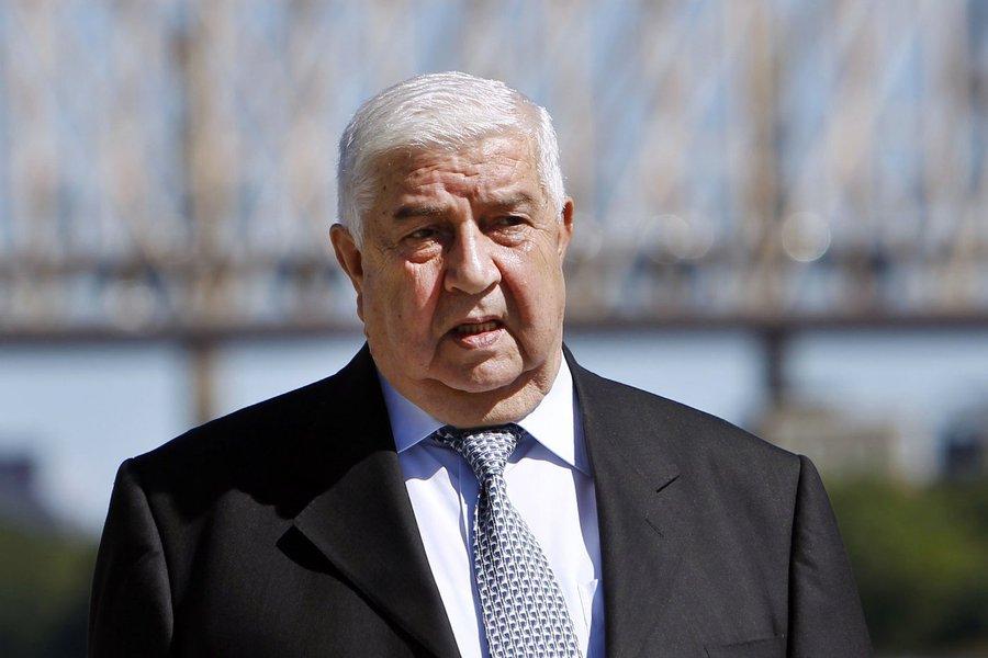 Presença dos EUA na Síria é ilegal, afirma chanceler