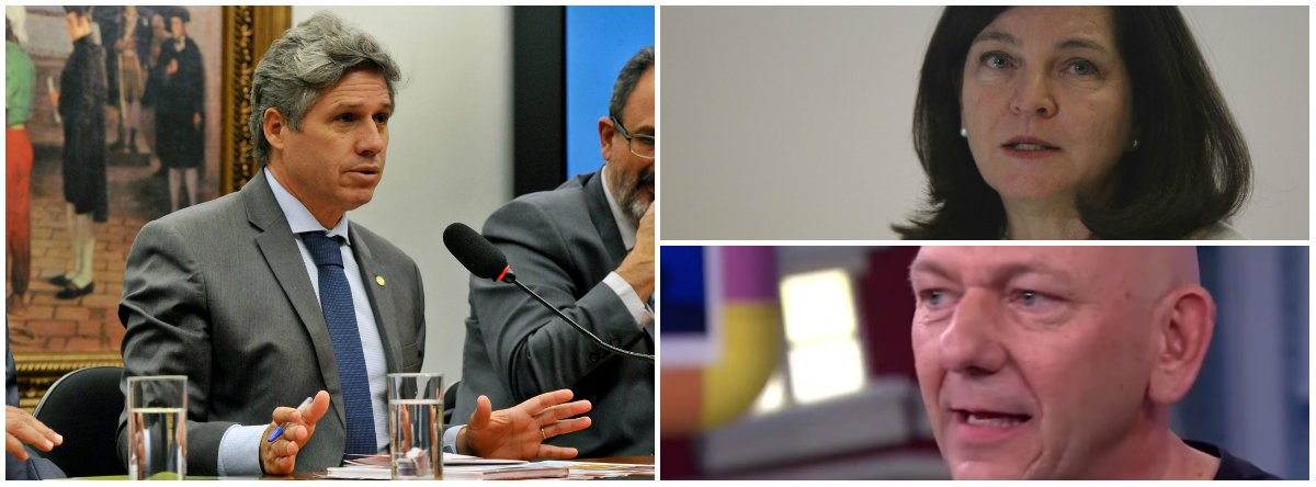 Teixeira cobra de Raquel investigação contra dono da Havan