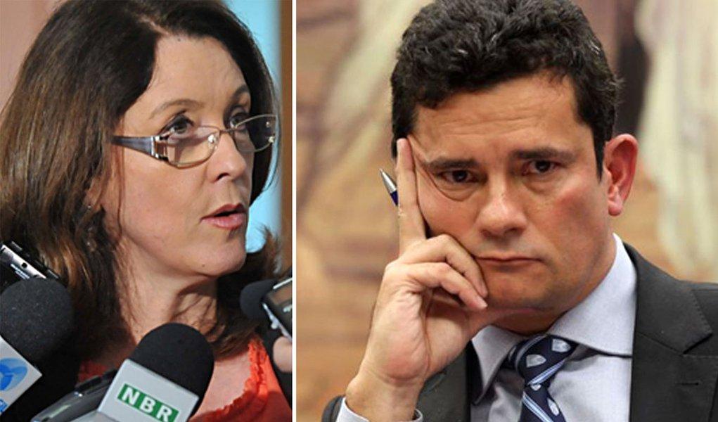 Helena Chagas: vai ficar difícil Moro convencer alguém de que não está em campanha