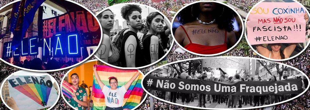 Limites do #EleNão; derrota imediata do fascismo será nas urnas