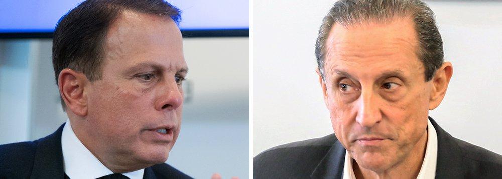 Eleição em SP vai definir relevância de MDB e PSDB
