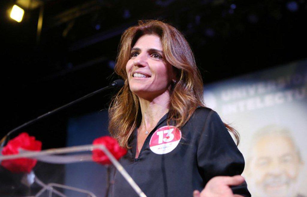 Ana Estela Haddad: mulher brasileira não cabe no modelo machista que tentam vender