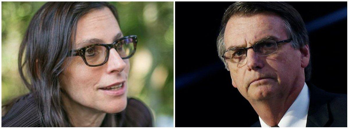 Lília Schwarcz: Bolsonaro já provou que não respeita a Constituição