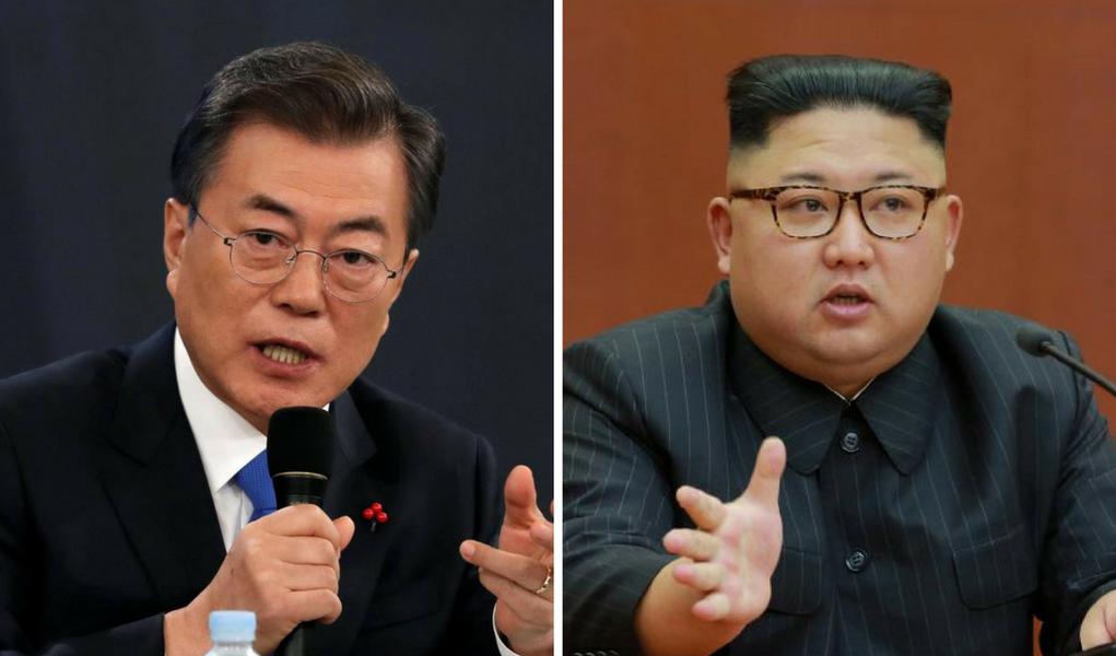 Acordos entre duas Coreias têm continuidade com intercâmbio de delegações de alto nível