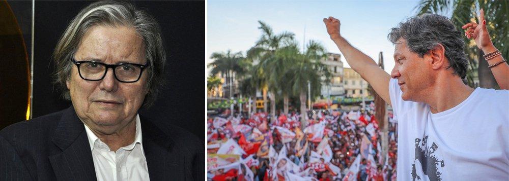 PML: reorientação na campanha dá chances de vitória ao PT