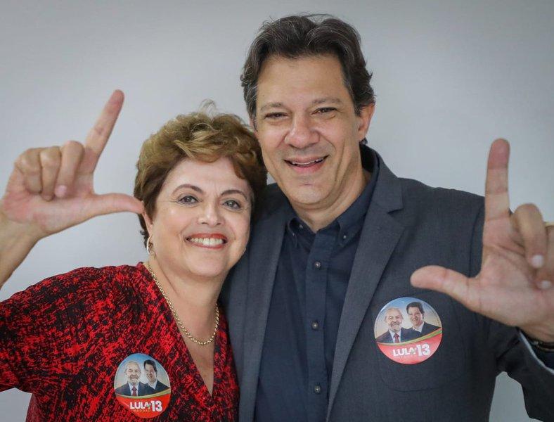 Folha cobra de Haddad adesão ao golpe e apoio à prisão de Lula