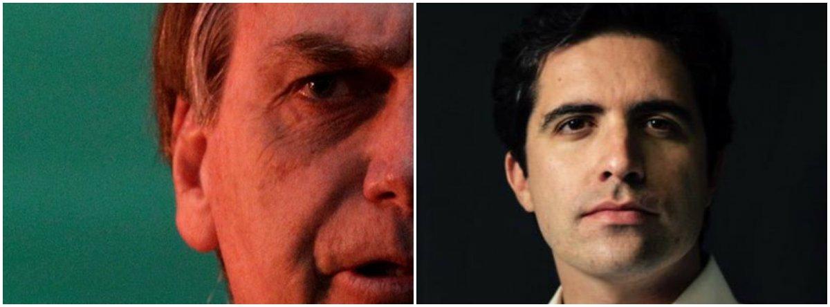 Bernardo Mello Franco vê ameaça à democracia
