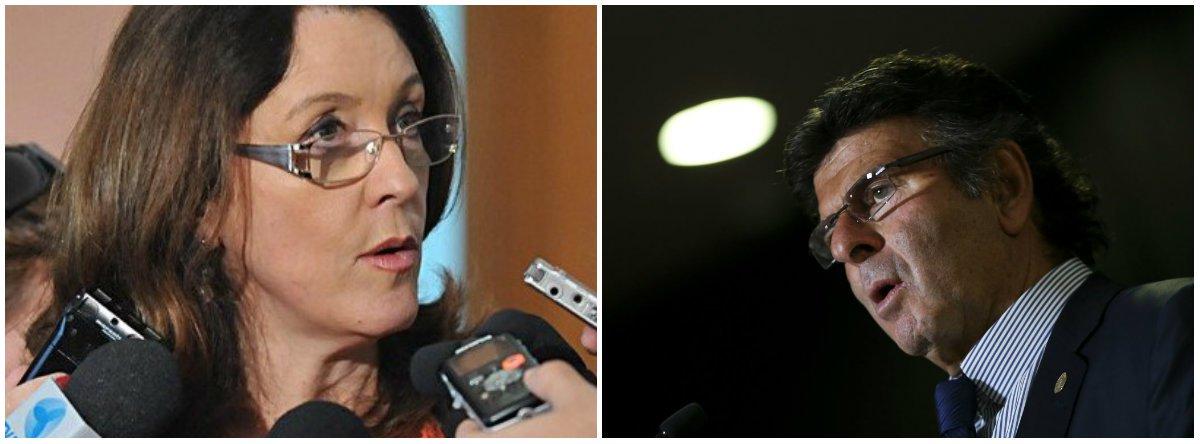 Censura à imprensa: não é hora de ser frouxo, diz Helena Chagas