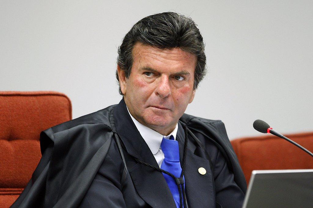 Fux confirma Martinho da Villa: a Justiça é uma bagunça