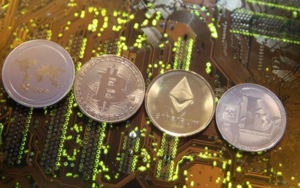 Vendas de moedas digitais giram US$ 413,7 bilhões em cinco meses de 2018