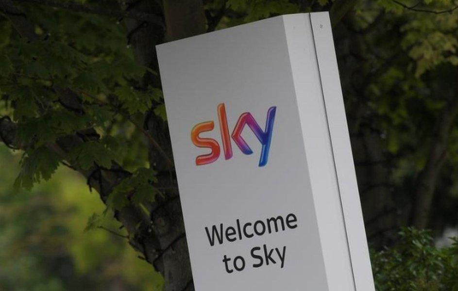 Comcast recebe aceitações para menos de 1% das ações da Sky