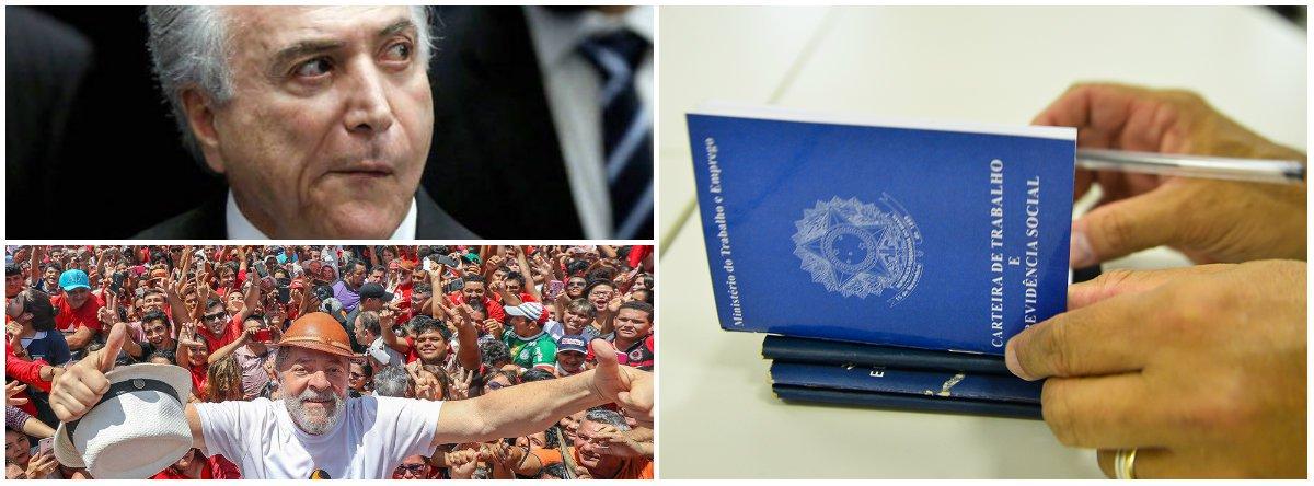 Após o golpe, Nordeste concentra 60% dos desalentados do País