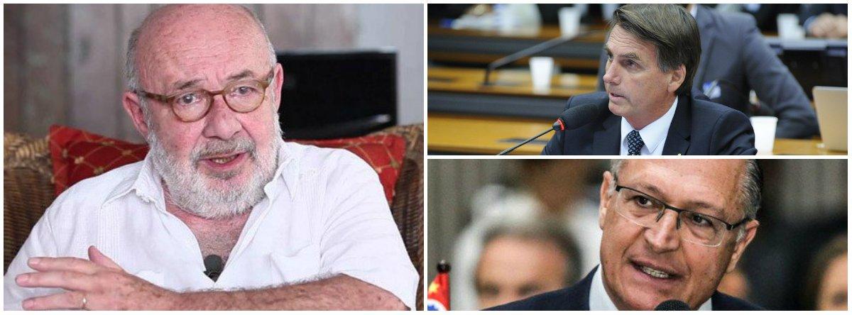 Kotscho: Bolsonaro soltou a direitona antipetista do armário e esfarelou o PSDB