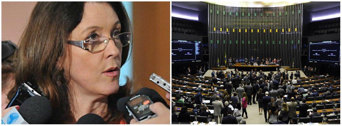Helena Chagas: PT deve ter maior bancada na Câmara, mas dependerá do MDB