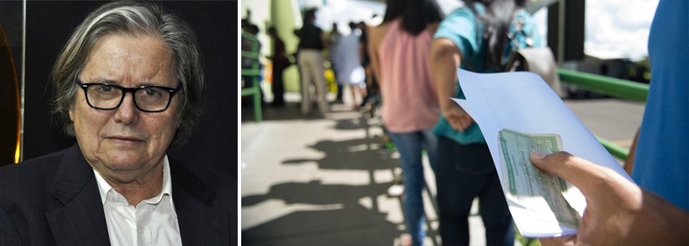 PML: 3,4 milhões de títulos cancelados poderiam definir a eleição