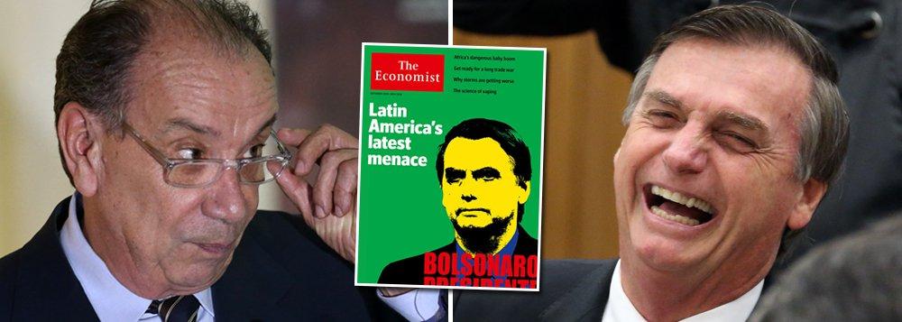 Chanceler do golpe diz sim à candidatura fascista