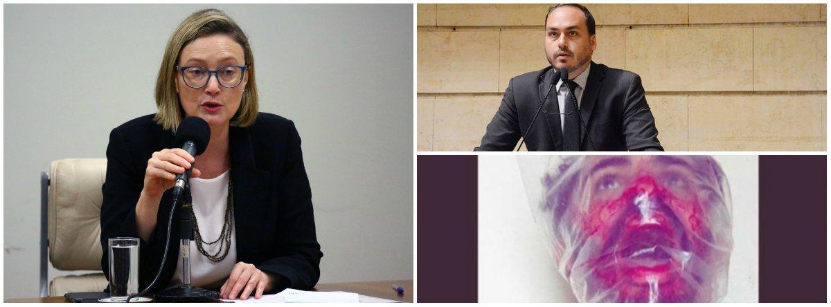 'TSE, MPF e PGR: até quando a apologia à tortura serão toleradas por vocês?'