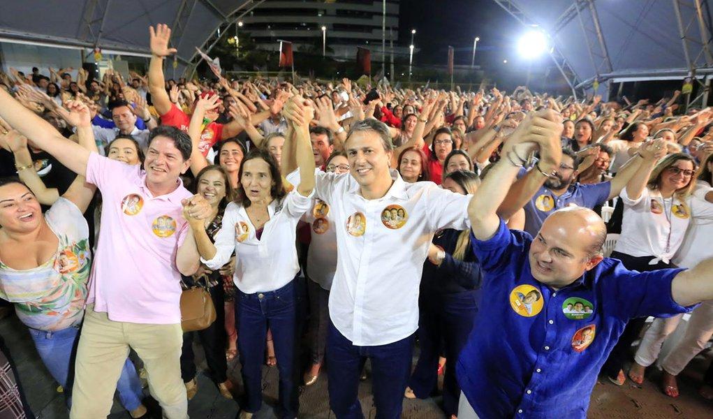 PT e PDT liberam filiados para voto em senador no Ceará