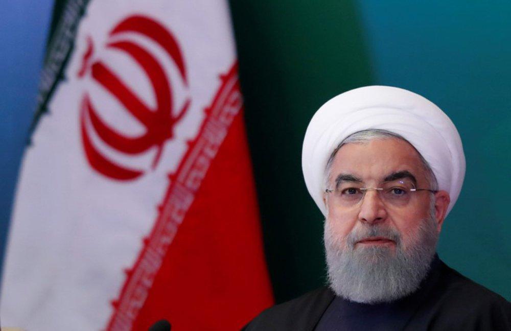 Rouhani diz que Irã não quer guerra com EUA no Oriente Médio