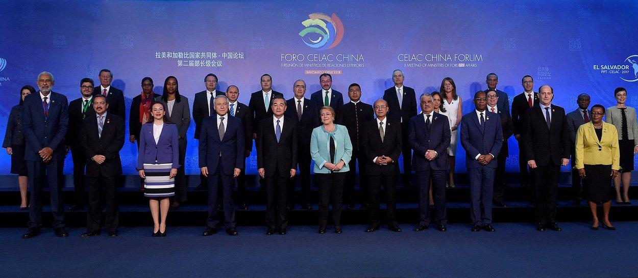 Chanceler chinês diz que país deseja aprofundar cooperação integral com CELAC