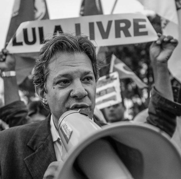 Fernando Haddad terá acesso a Lula todos os dias