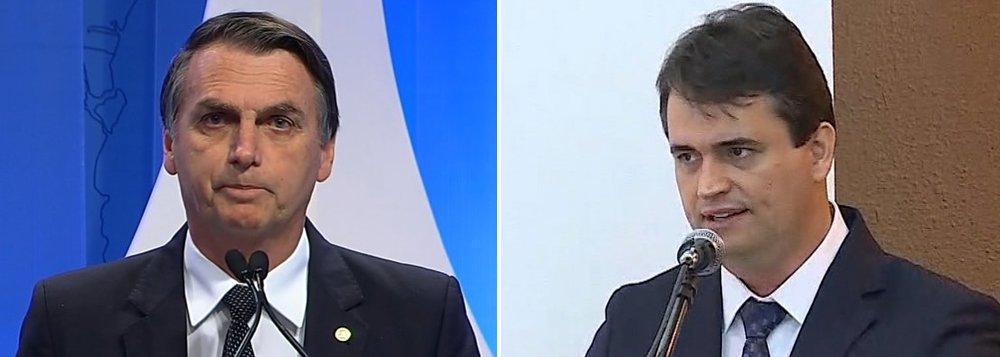 Superintendente rebate Bolsonaro e pede respeito à PF