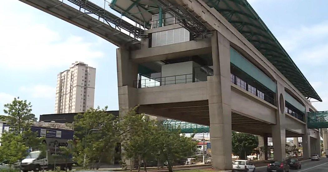 Metroviários tentam barrar privatização do Monotrilho de SP