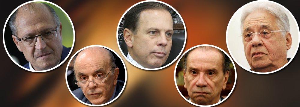Fim do Tucanistão pode ferir de morte o PSDB