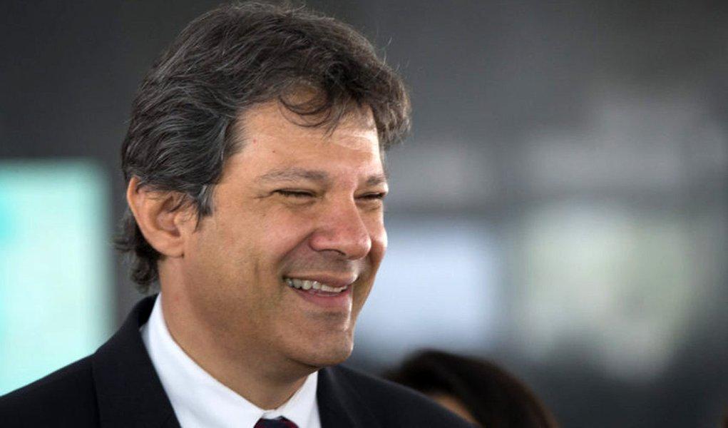 Paraná Pesquisas: Haddad cresceu 12 pontos