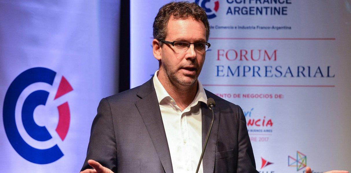 Economista Guido Sandleris é o novo presidente do Banco Central da Argentina
