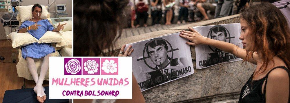 Hashtag #EleNão ganha o mundo e mobiliza indústria do showbiz
