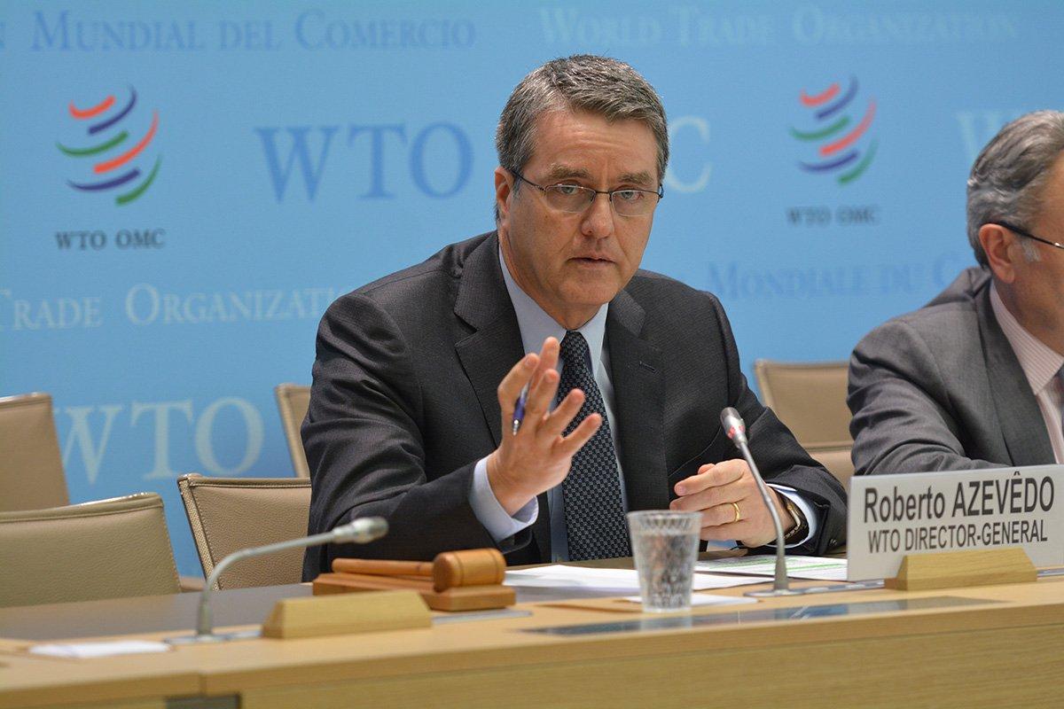 Guerra comercial afetará os empregos, opina OMC