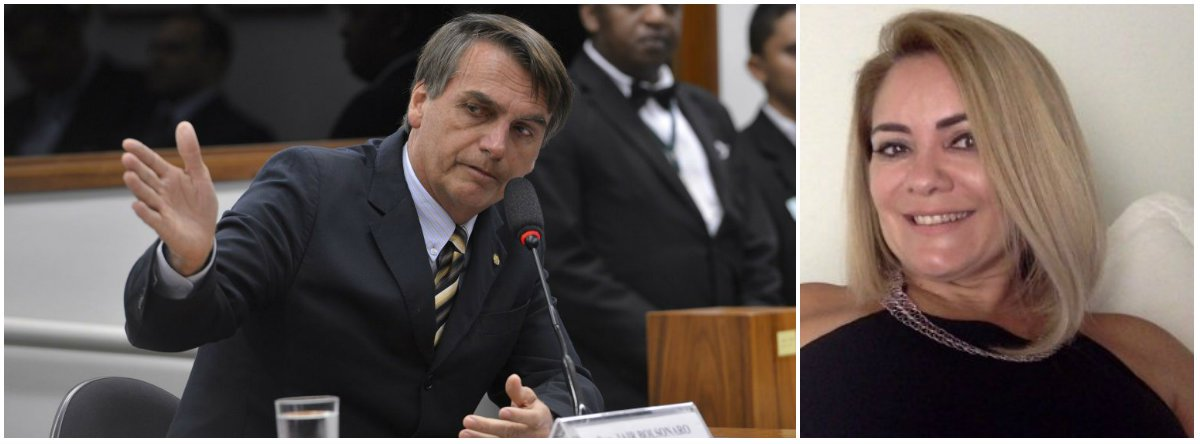 Ex-mulher revelou ameaça de morte de Bolsonaro, segundo Itamaraty