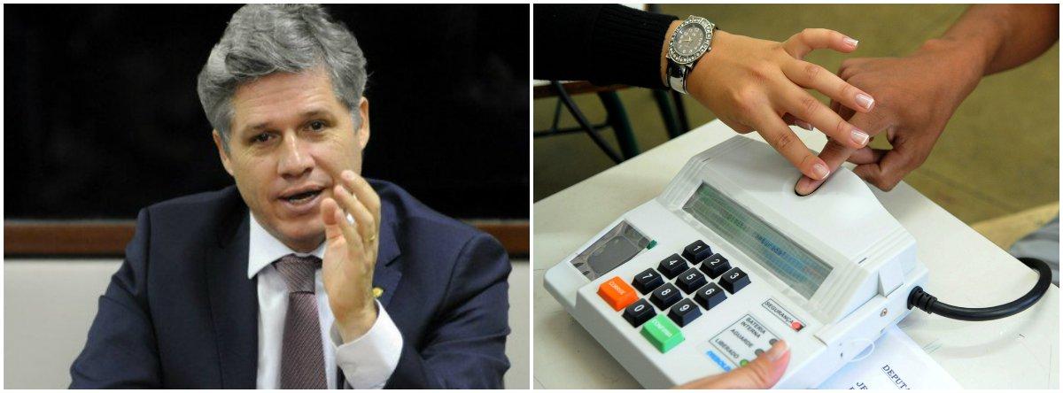 Teixeira: eleitores não podem ter sua cidadania cassada